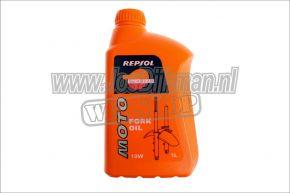 Repsol Voorvork olie 1 Liter 10w
