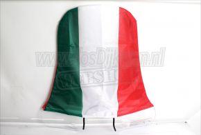 Windschermhoes Model Hoog Italiaanse Vlag