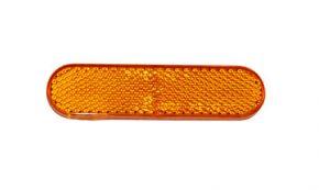 Piaggio alle Modellen  Reflector Oranje