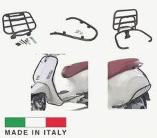 Sierbeugelset Compleet Vespa Primavera / Sprint Mat Zwart A-Kwaliteit