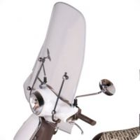 Windscherm Groot SYM Fiddle 56CM