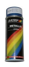 Motip Spuitbus Blauw Metallic 400ML