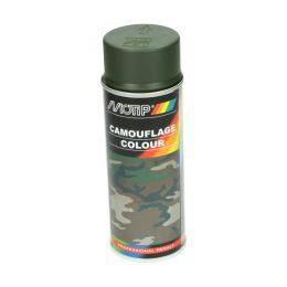 Motip Spuitbus Camouflage Groen 400ML