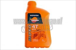 Repsol Motorolie 10W40 ATV  1liter