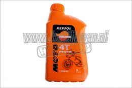 Repsol Motorolie 10W40 Half Syntheet Rider 1liter