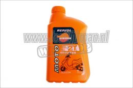 Repsol 2-takt Olie Half Syntheet 1liter