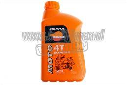 Repsol Motorolie 5W40 Half Syntheet  1liter