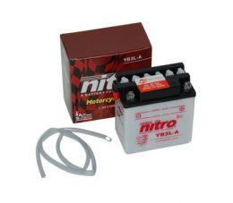 Accu Honda NSR/MTX-SH/MBX 12 Volt