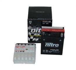 Accu Nitro YTX7 LBS  0.A Piaggio Sprint / Primavera