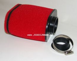 Airbox DMP Rood 42MM