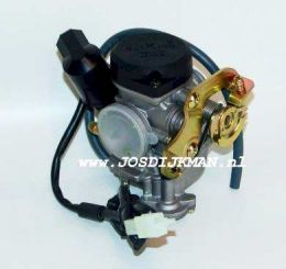 Carburateur GY6/Piaggio 4-T 18.5MM Keihin