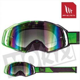 Crossbril MT MX Evo Fluor Groen