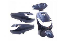 Plaatwerkset Peugeot Viva-City OT 6-Delig Blauw Metallic