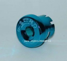 Contactslotdop Aerox/Neo's Blauw