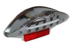 Achterlicht CHROOM LED Yamaha Aerox