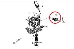 Reductie Tandwiel Elektrische Start Sym 4-Takt Motoren