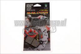 Remblok Set Malossi HM / Kymco / Retro Scooter