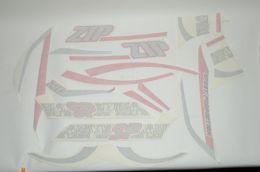 Stickerset Zip SP Origineel Zwart