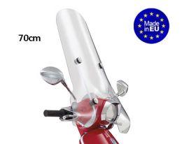 Windscherm Hoog Vespa Sprint Helder A-Kwaliteit