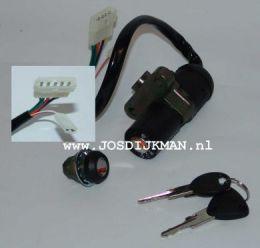 Contactslotset Derbi GP1/GPR OT