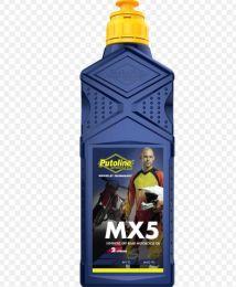 Putoline MX5 2-Takt Olie 1L