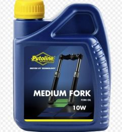 Putoline Voorvorkolie Medium Fork SAE 10 500ML