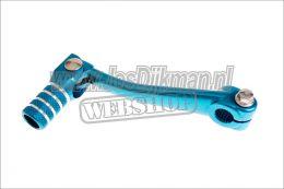 Schakelpedaal Minarelli am6 aluminium  Blauw