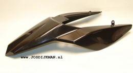 Achterscherm DRD/xtreme 2012 Zwart - Kaal