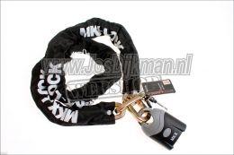 MKX-LOCK Ketting Slot 120CM  ART 4-sterren