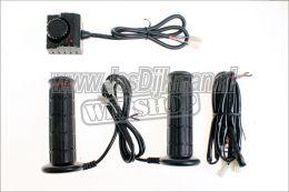 Set Handvatten Verwarmd 12V  Instelbaar