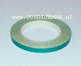 Wielstriping 5MM - 6mtr Groen
