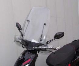 Windscherm Hoog Peugeot Speedfight 3