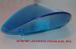 A-Lichtglas Blauw Aerox