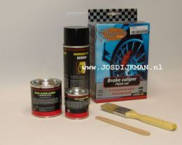 Tuning Brake Paint Tuning Blue