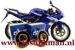 Wiellagerset Yamaha TZR voorwiel L+R