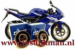 Wiellagerset Yamaha TZR achterwiel L+R