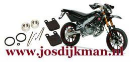 Remklauw revisieset achterwiel Derbi DRD Limited Edition 2005-2008