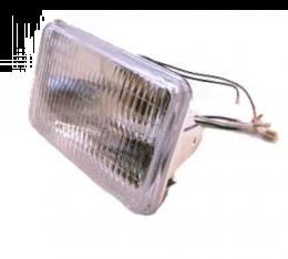Koplampunit Honda MTX-SH