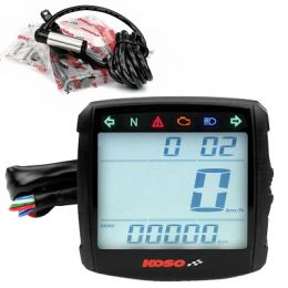 Koso XR-01 Kilometerteller Digitaal