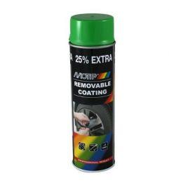 Motip Sprayplast Plastydip Groen 500ML