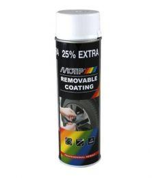 Motip Sprayplast Plastydip Wit 500ML