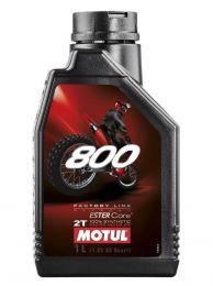 Motul 800 2-Takt Olie 1 Liter