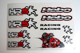 Hebo Stickervel