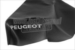 Buddydek Peugeot Fox 2 Persoons Zwart