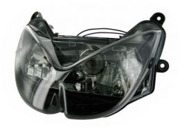 STR8 Koplamp Black Line Yamaha Aerox