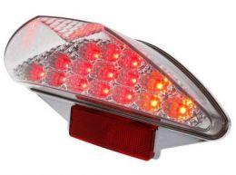 Achterlicht LED + Knipperlicht Aerox