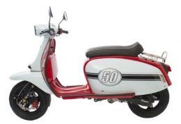 Scomadi TL-50 Turismo Leggera Dual Color