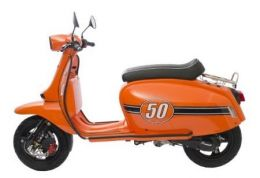 Scomadi TL-50 Turismo Leggera Atomic Orange
