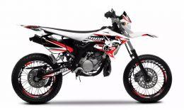 Stickerset Voca-Racing Official Yamaha DT50 04-10