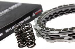 Koppelingsplaatset Voca-Racing Carbon/Kevlar Derbi